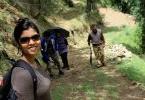 Thanedar : Paramjyoti Mandir, Harmony Hall & Saroga Forest